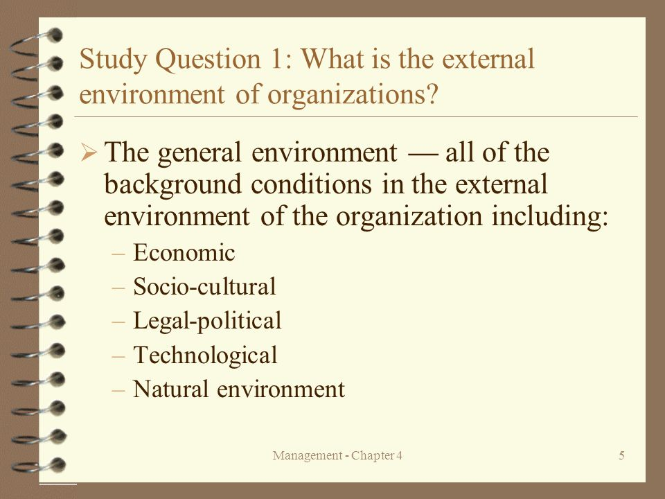 influence of the external environment on Internal and external business environment 1 internal external environmentit refers to the environment that has an indirect influence.