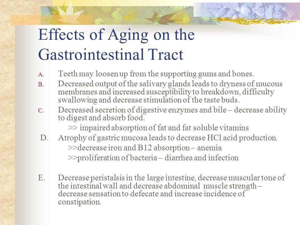 Nursing Assessment Of The Gastrointestinal System Ppt