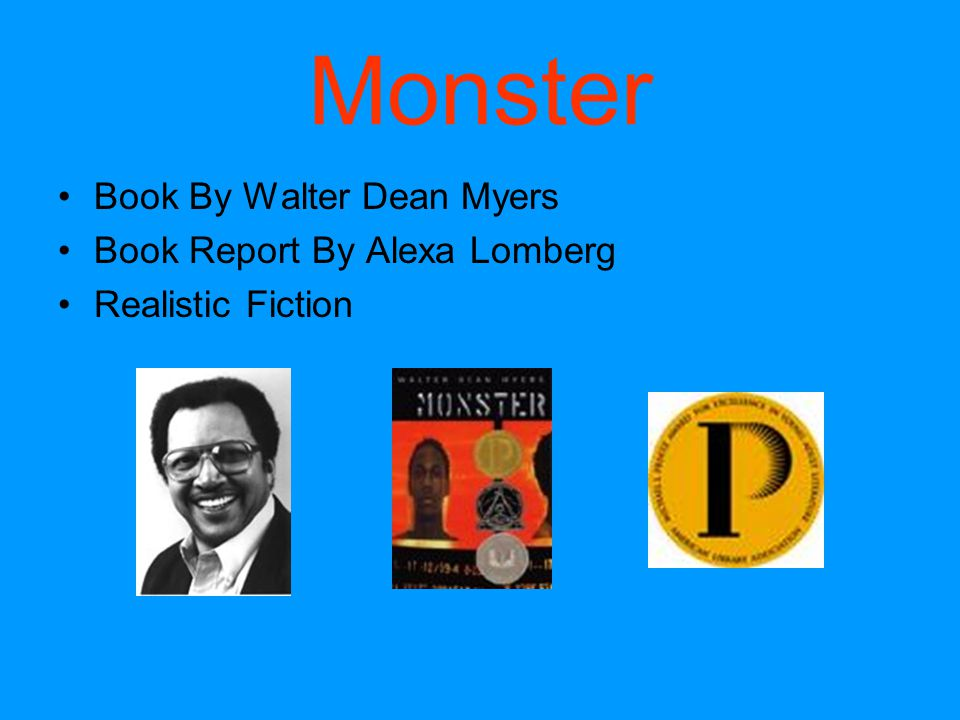 monster book report Review the sea of monsters: percy jackson & the olympians, book two  like  the earlier book onen the series, though, the novel doesn't.