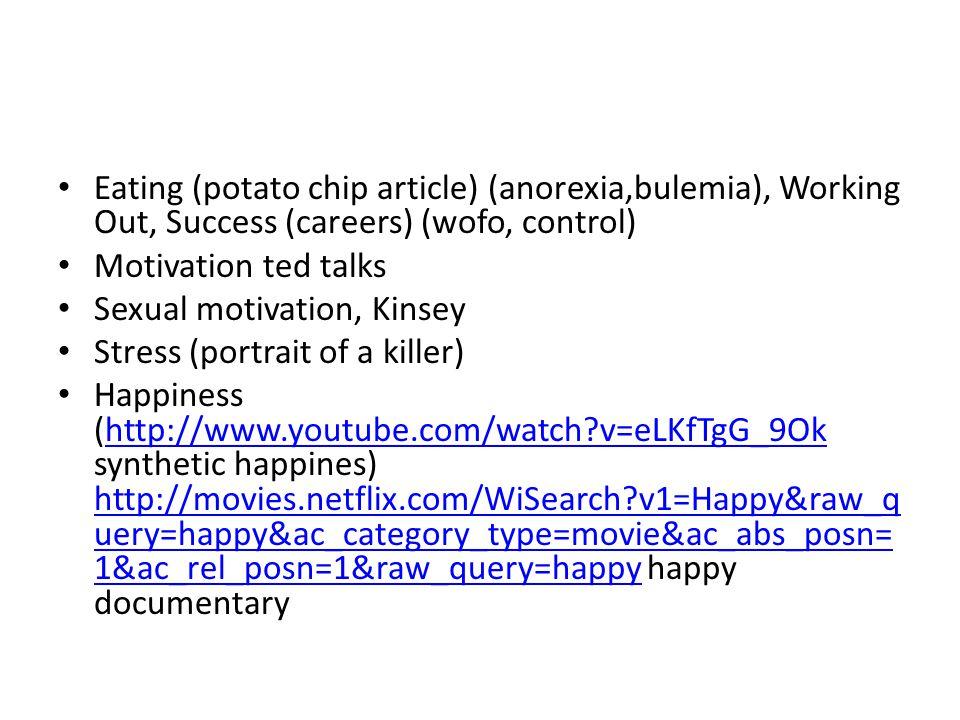 Unit 9 Motivation and Emotion ppt download – Stress Portrait of a Killer Worksheet