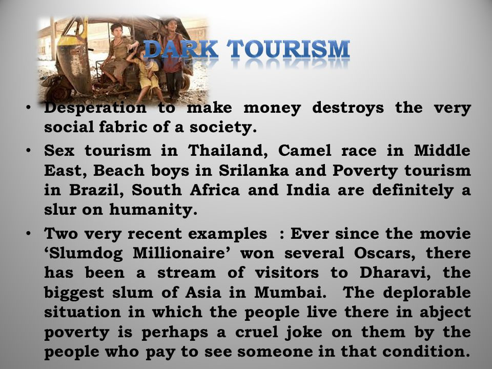 cultural impacts of tourism in mumbai Destination tourism culture attractiveness competitiveness  destination  roles and impact of culture and tourism on attractiveness.