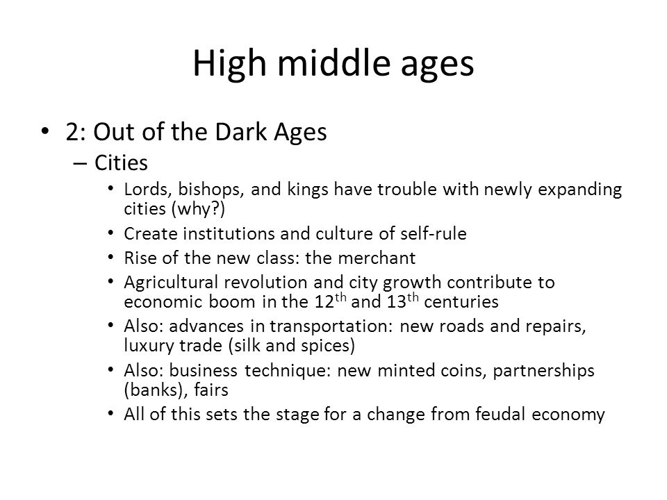 rise of the merchant class in the middle ages The rise of europe in the middle ages from a lecture series presented by professor thomas f x noble, phd during the middle ages, between about 900 and 1300, europe experienced one of the longest periods of sustained growth in human history.