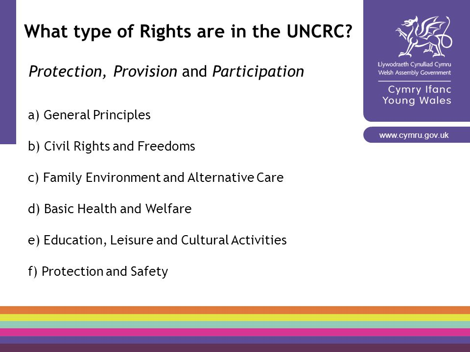 What type of Rights are in the UNCRC