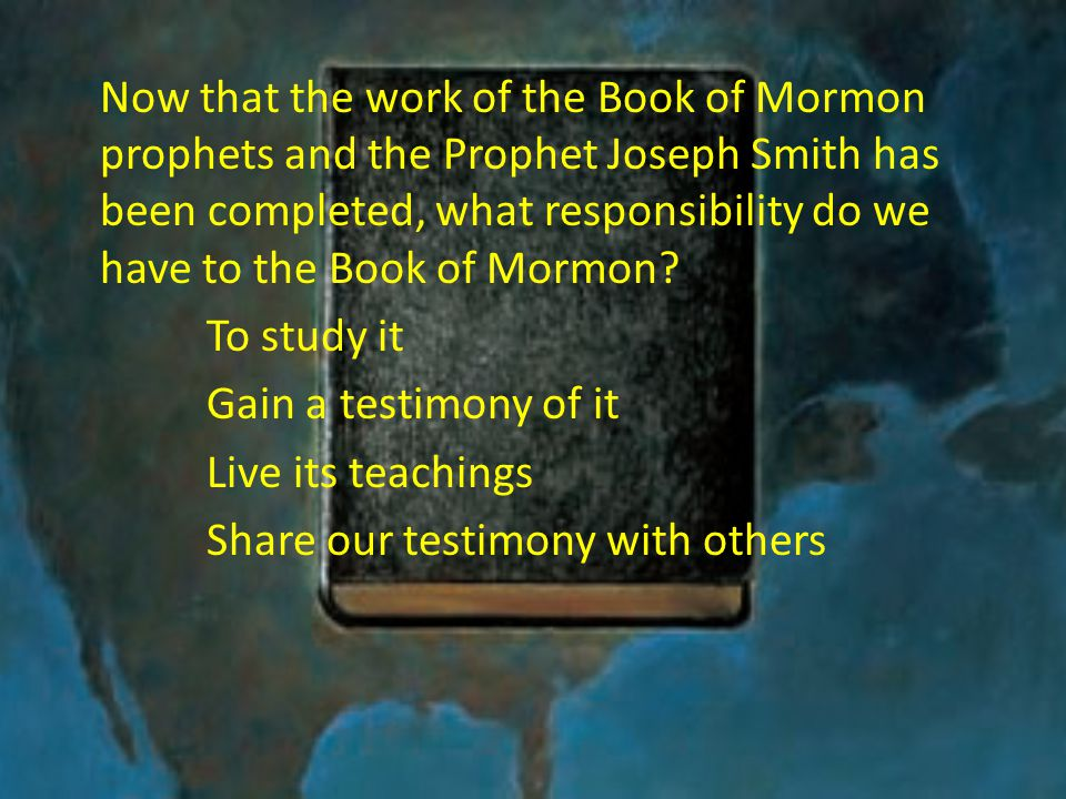 an analysis of joseph smiths book of mormon By alexander campbell  such is an analysis of the book of mormon, the bible of the mormonites  and as joseph smith is a very ignorant man and is called the .