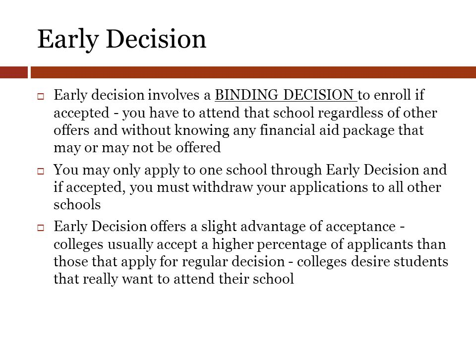 decision to go to college essay If you're like many students, you might look at a college essay as just another   find yourself in, here are a few general tips in deciding on the topic of your essay.