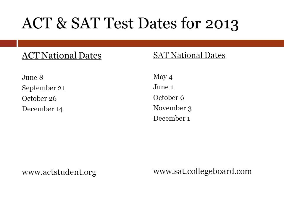 Act test dates in ga in Sydney