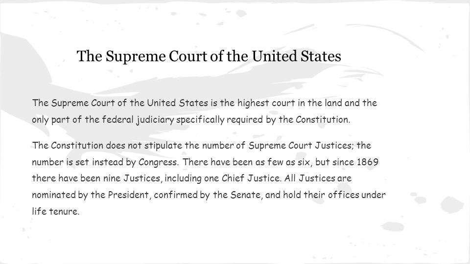 """electing supreme court justices essay Electing supreme court justices essay - there is a proverb that says, """"don't fix  what isn't broke"""" this statement is very likely as true as it is old but what."""