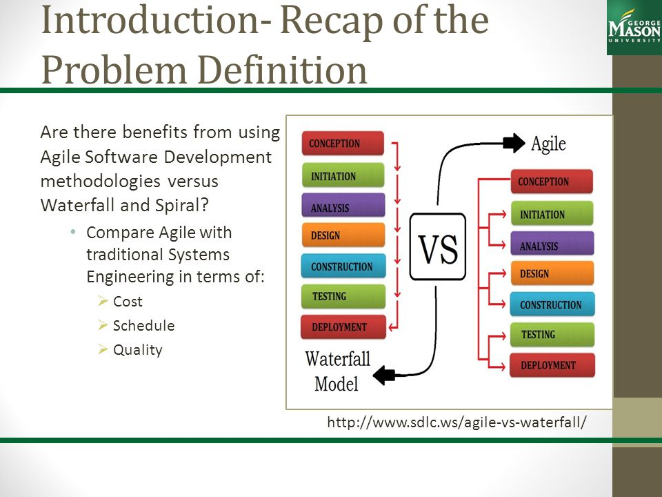 software development waterfall model Waterfall model is one of the process models used in software development waterfall model definition: the waterfall model is a sequential design process, often used in software development processes, where progress is seen as flowing steadily downwards (like a waterfall) through the phases of conception, initiation, analysis, design.
