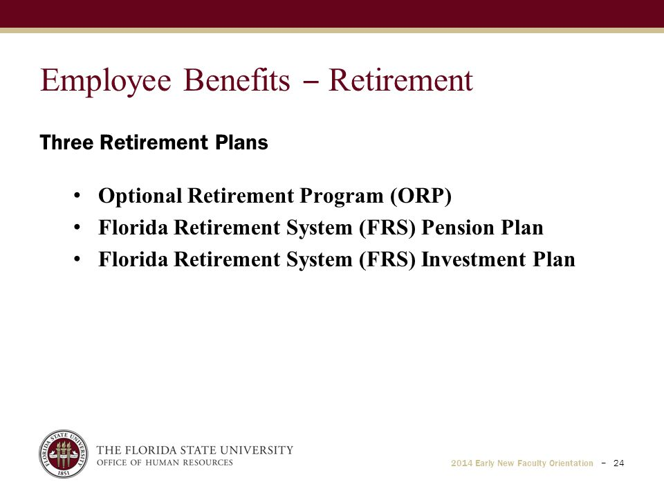 Employee Benefits  Ppt Download