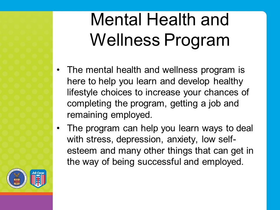 how to develop mental health