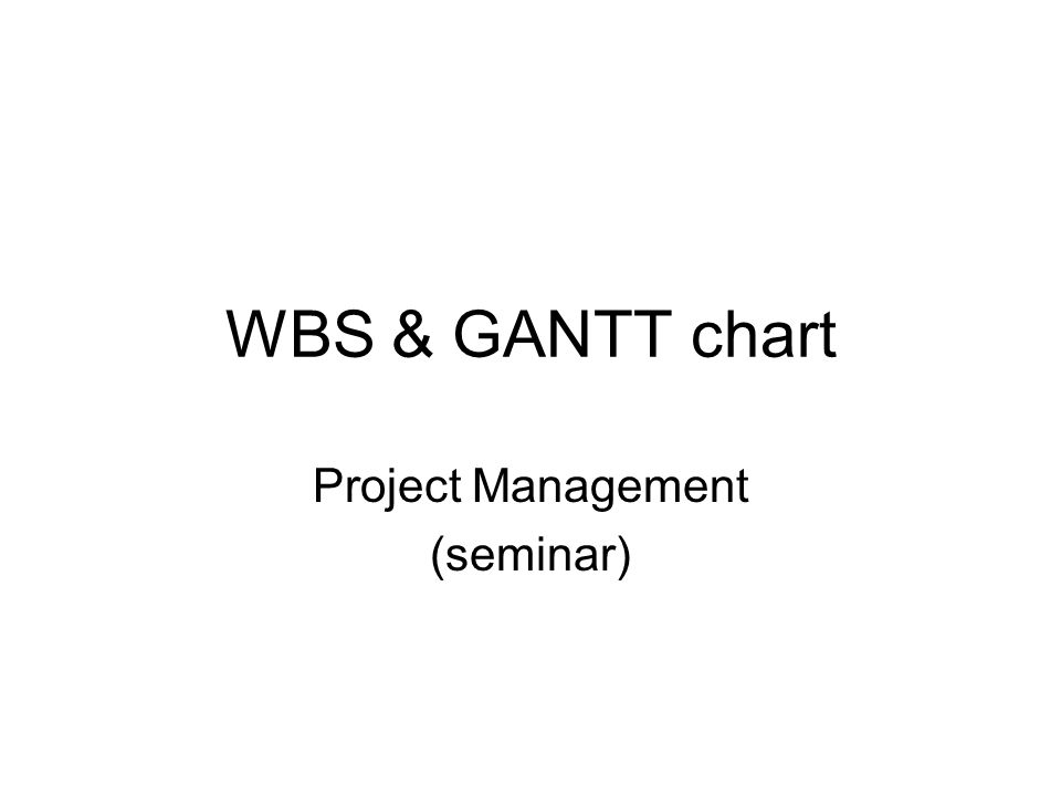 project management seminar Enroll in our project management workshop today and complete your projects on time, on budget and on target.