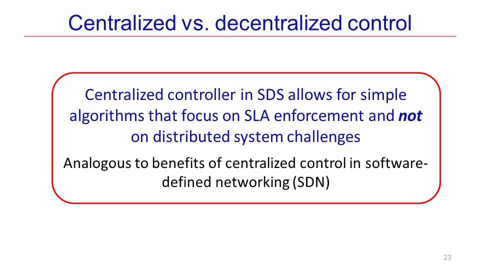 centralization of control in m essay Inadequate control over the organization: the difference between centralization and decentralization is one of the hot topics these days.