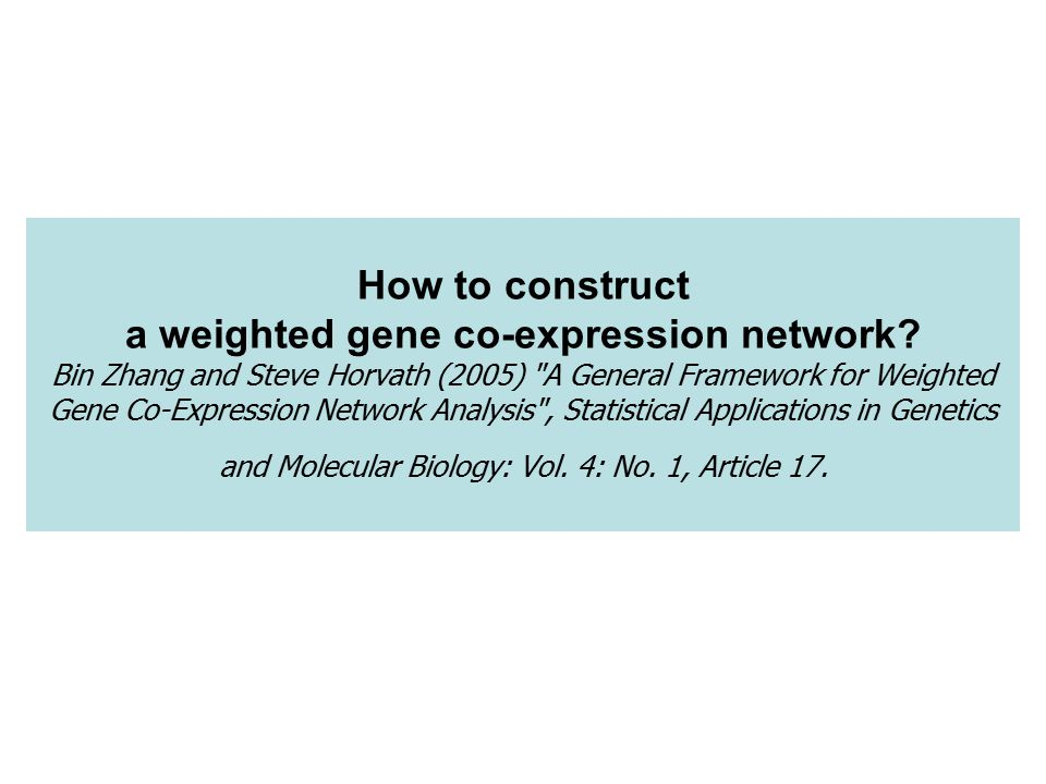 analysis of weighted networks pdf