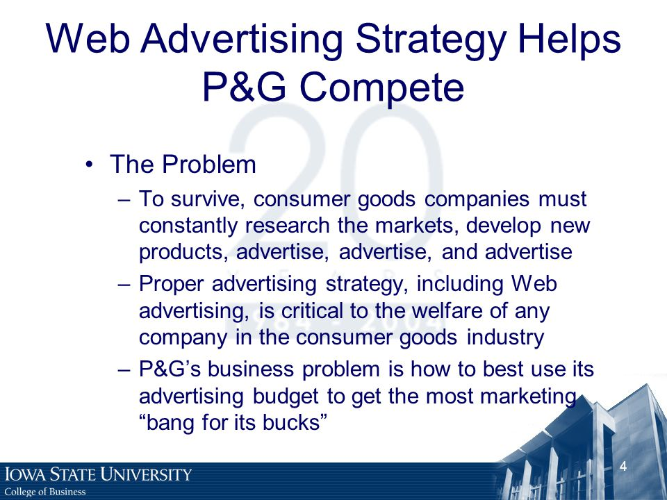 develop an advertising strategy and brief Chapter 3: creative message strategy creative strategies to develop effective advertising to as the copy platform or message strategy brief.