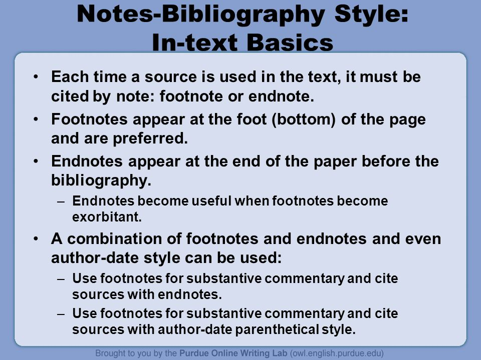 chicago s notes and bibliography formatting and style guide ppt  15 notes bibliography