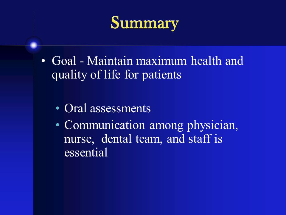 dentist patient relationship and quality care 3 communication