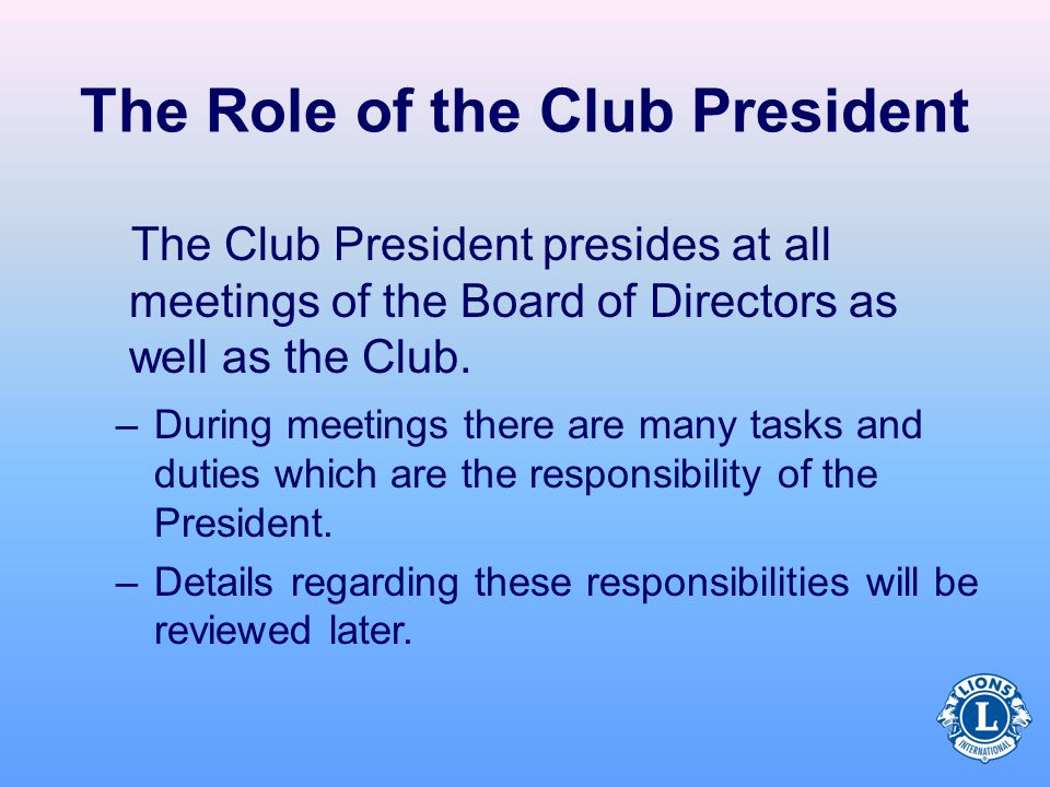 Regents' Policy Manual - Section 1: Responsibilities of the President