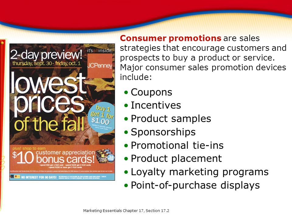 Loyalty marketing programs Point-of-purchase displays