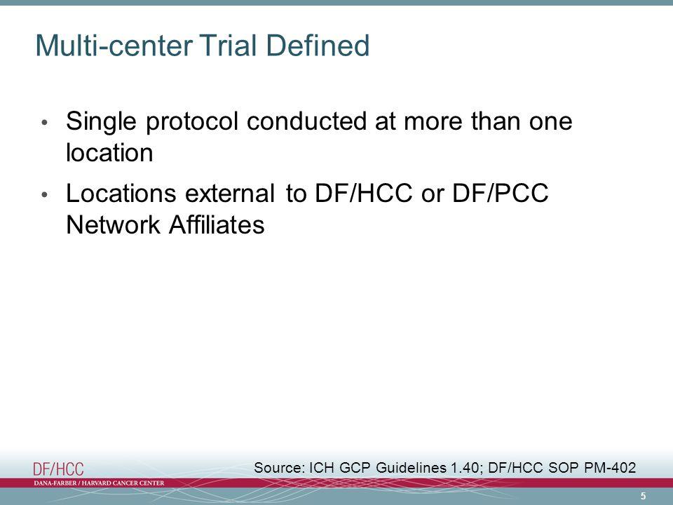 Investigator-initiated Multi-center Trials - ppt video online download