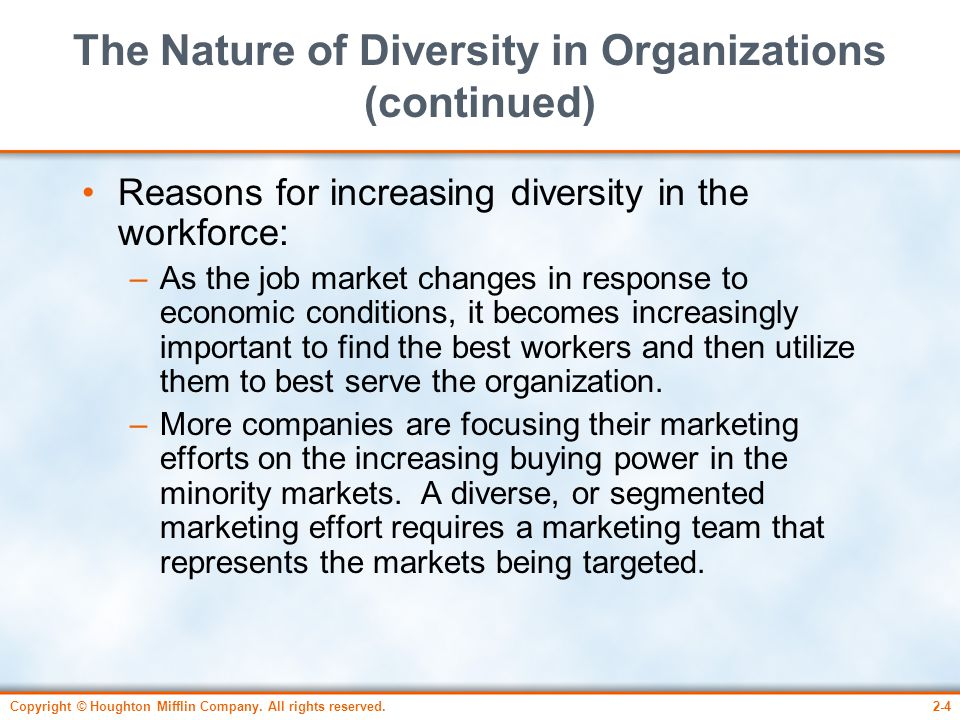 diversity in a global organization We know that diversity is good for business  global diversity & inclusion survey   then, take the survey to diagnose the maturity of your organisation's d&i.