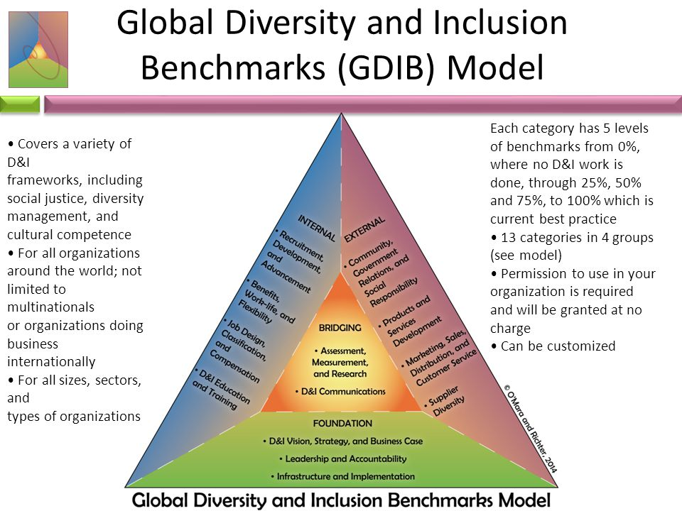 Diversity and inclusion strategy ppt