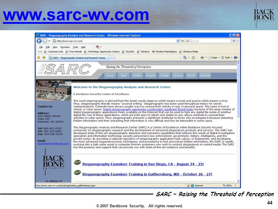 www.sarc-wv.com
