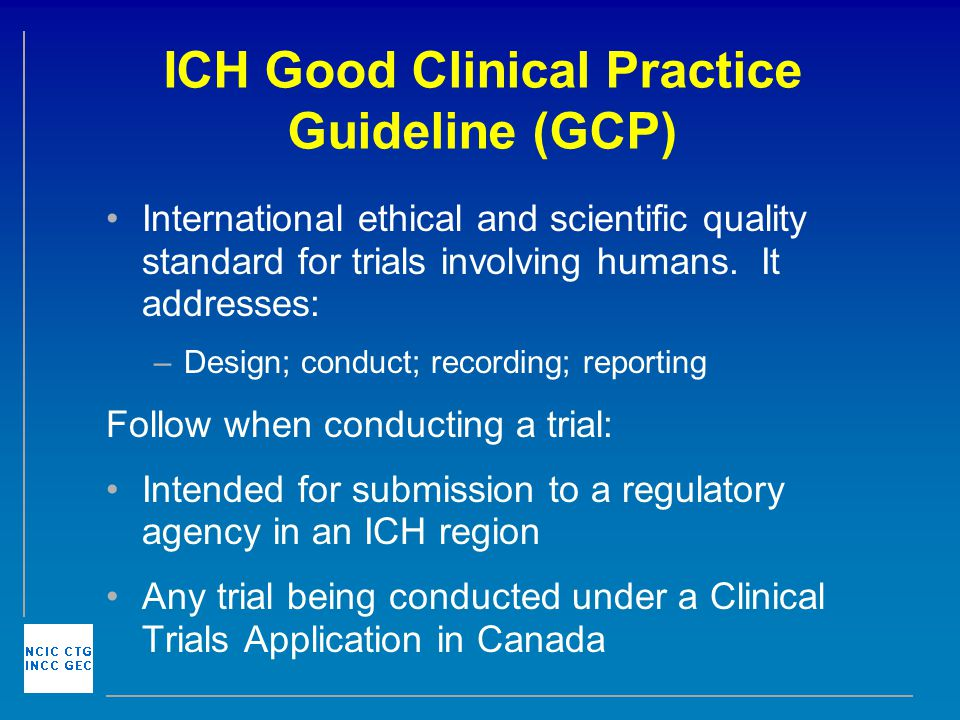 ich guideline for good clinical practice e6 section 8