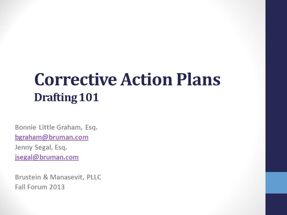 A little corrective action 3