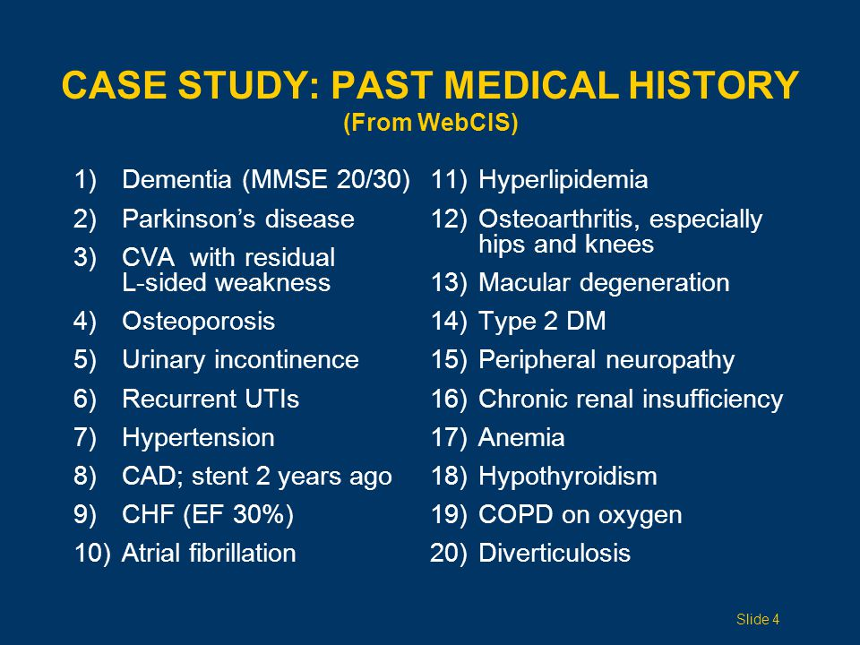 medication use in the elderly patient  physiology