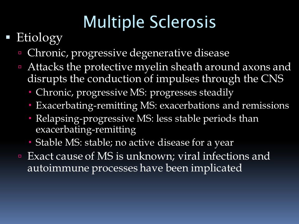 the mystery surrounding the disease multiple sclerosis Dr howard weiner has spent nearly three decades trying to find answers to the mysteries of multiple sclerosis, an utterly confounding and devastating disease that afflicts almost half a million americans curing ms is his moving, personal account of the long-term scientific quest to pinpoint the origins of the disease and to.