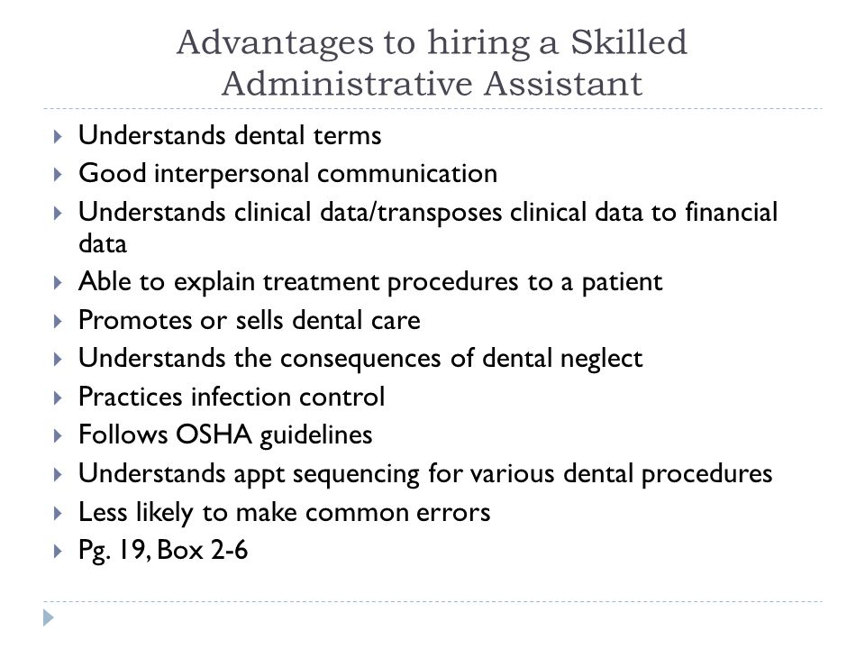 Advantages to hiring a Skilled Administrative Assistant
