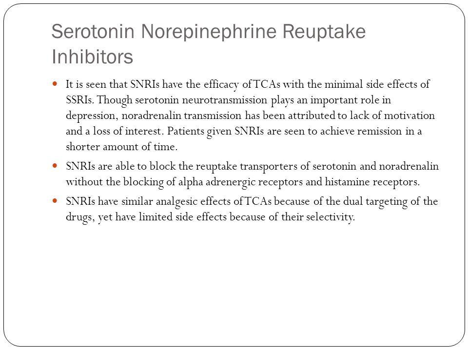 noradrenalin gegenspieler von serotonin