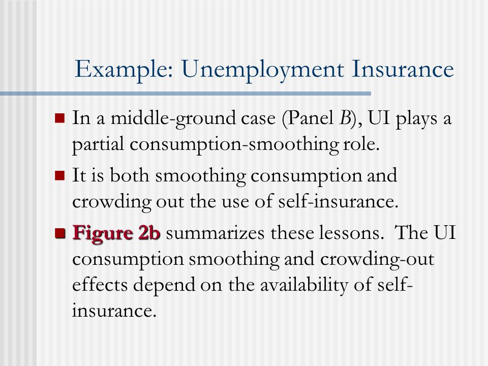 the problems with unemployment insurance essay Unemployment essaysunemployment is one of the major economics problems people who are considered unemployed are those who are seeking work or laid off for more then a week.