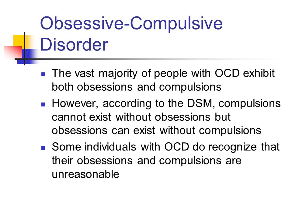 ocd chapter 1 questions