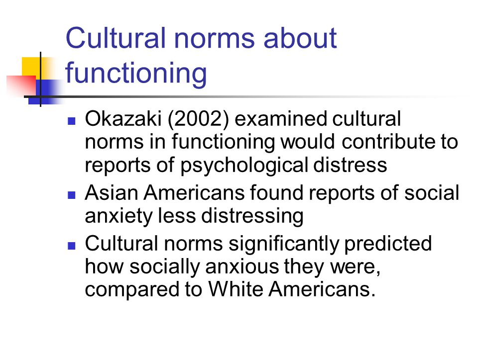 cultural norms Cultural norms are those patterns of behavior that are unique to a specific group cultural norms have a tendency to exert a form of social control, as they can be both formally and informally enforced.