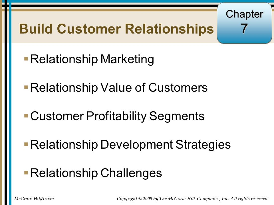 marketing online partner relationship