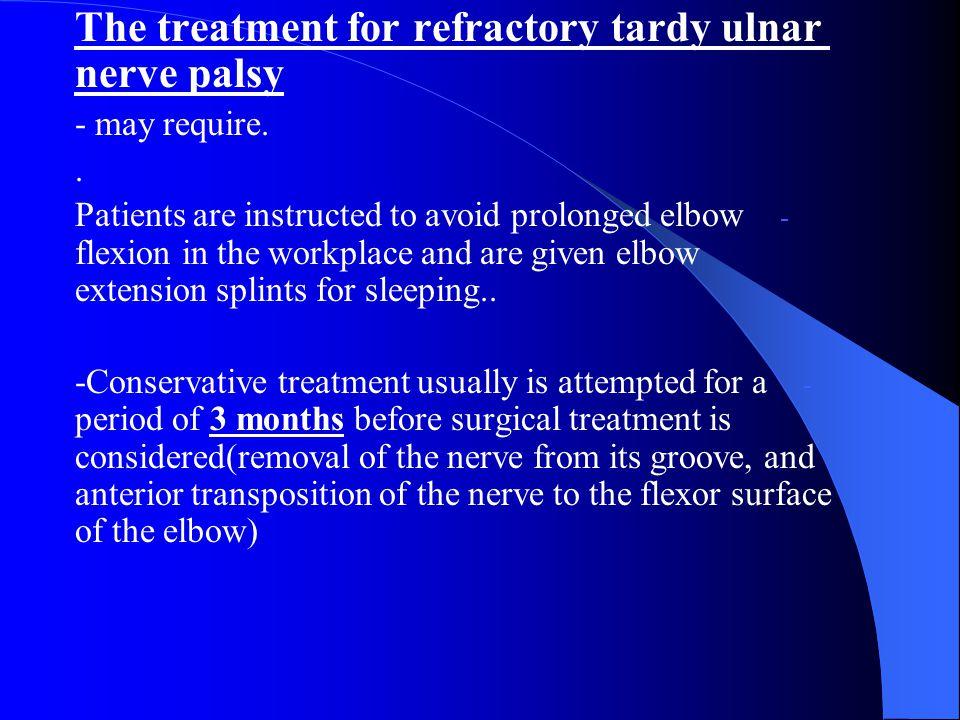 brachial plexus palsy