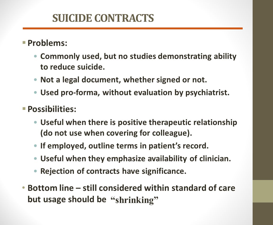 outline about suicide Columbia – suicide severity rating scale (c-ssrs) outline i what is the c- ssrs a offers a full version and a screener b the screener is a 6 question.