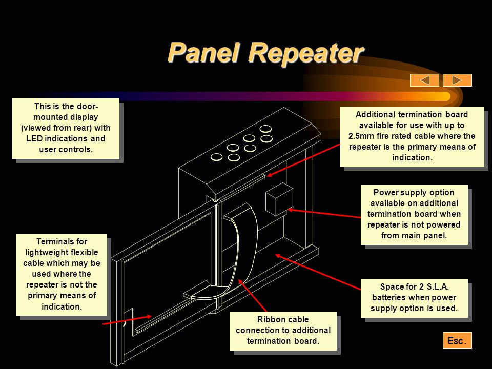 door buzzer horn wiring diagram example for using 875 g1 precept conventional control panels - ppt video online ... car horn wiring diagram for dc