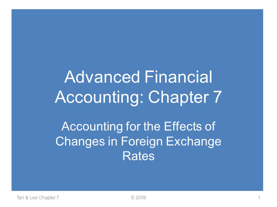 chapter 7 accounting for financial management Access financial management 14th edition chapter 7 solutions now our solutions are written by chegg experts so you can be assured of the highest quality.