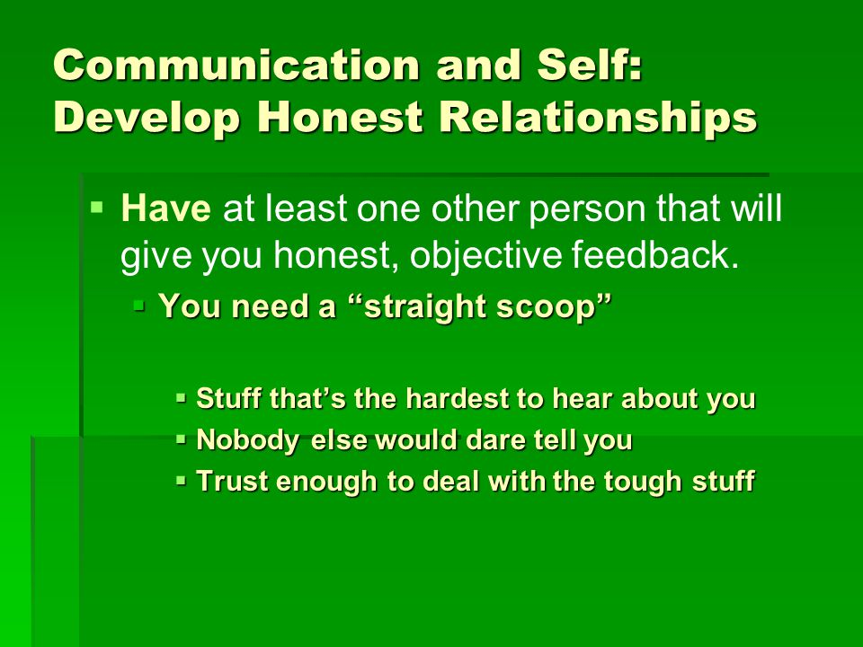 the awareness of communication positive relationships The importance of emotional awareness in communication  both positive emotions,  terry schmitz is the founder and owner of the conover company.