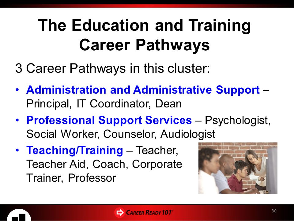Creating Your Career Goals The 16 Career Clusters Part 1 Ppt