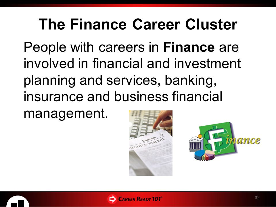 Creating Your Career Goals The 16 Career Clusters Part 1