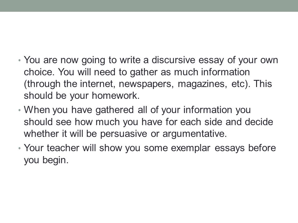 Persuasive Essay About Homework