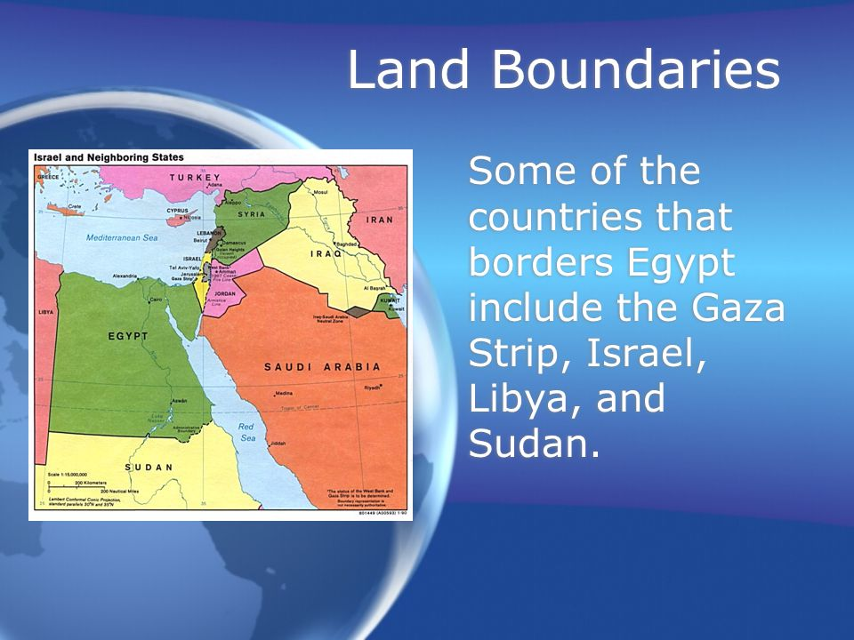 Egypt Home Of The Pyramids Ppt Video Online Download - Map of egypt libya and sudan