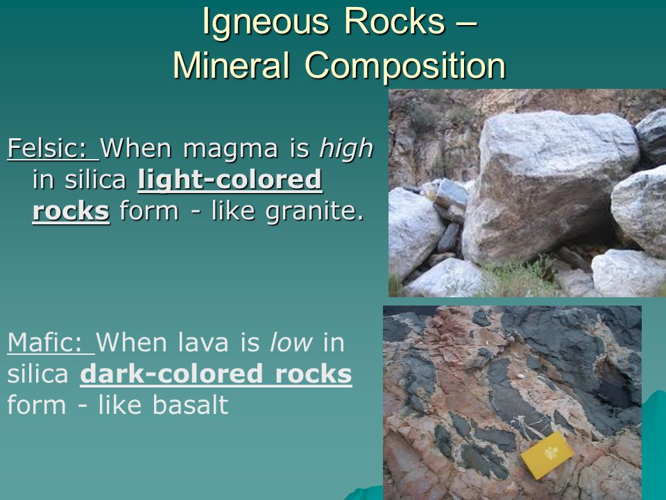 What Is The Mineral Composition Of Granite Called Diorite