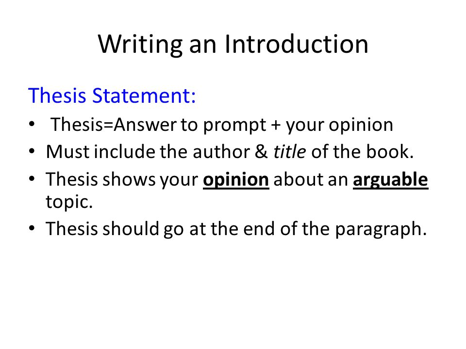 arguable essay topics