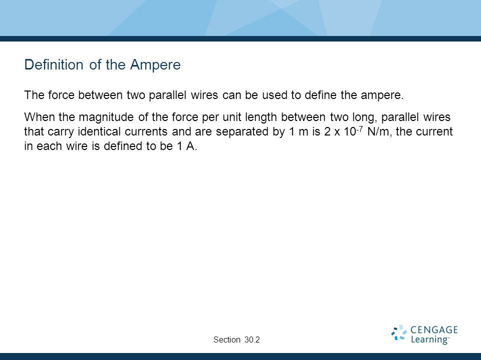 ampere and coulomb relationship
