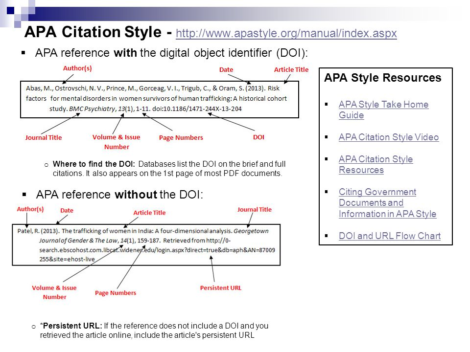 apa style citation for government reports Welcome to the government documents home page links to citing government documents according to the various citation styles.