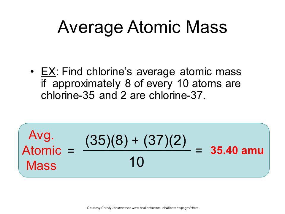 Periodic table periodic table chlorine atomic mass periodic c isotopes mass atomic ppt video online download periodic table periodic table chlorine urtaz Image collections